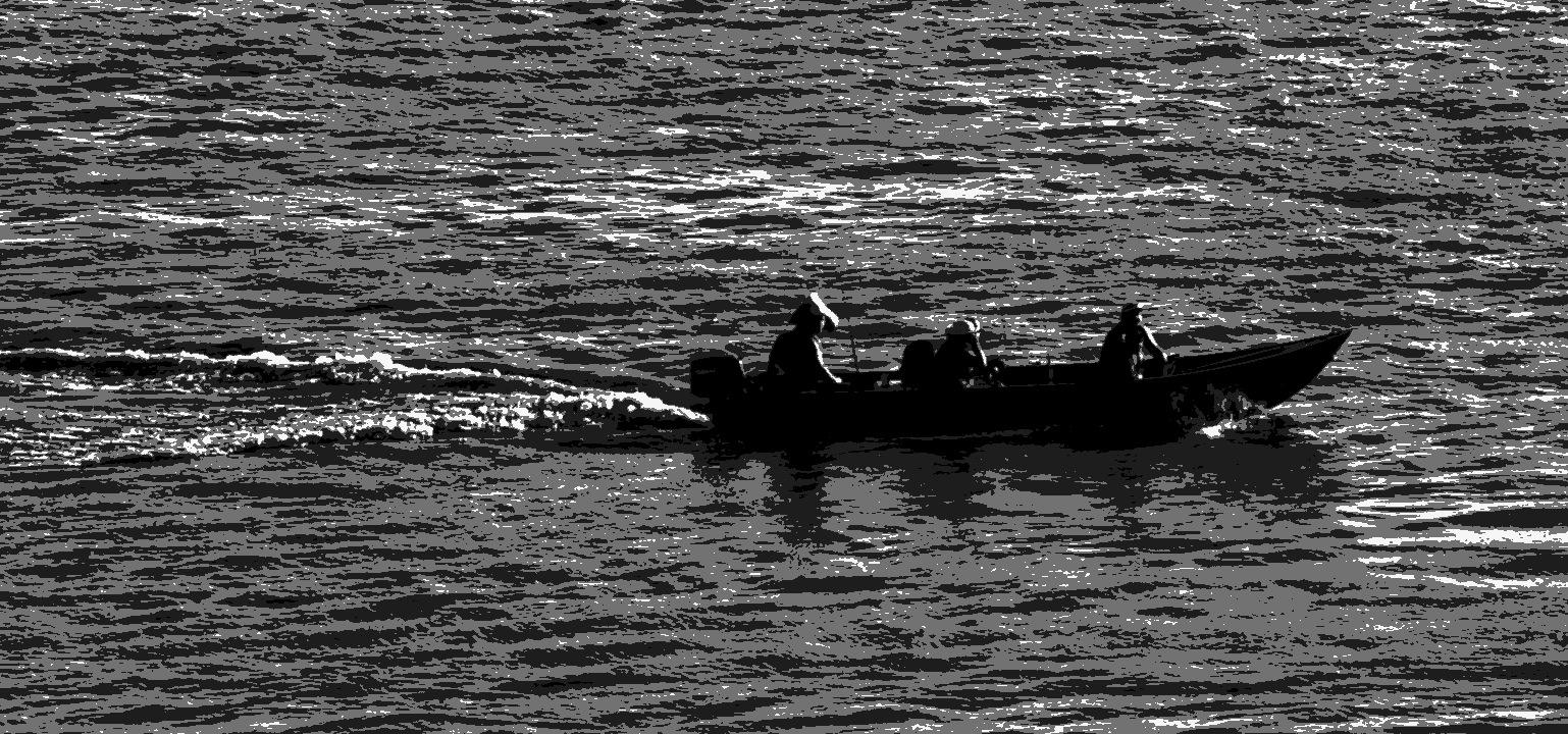 Boat by Chico Vecchia