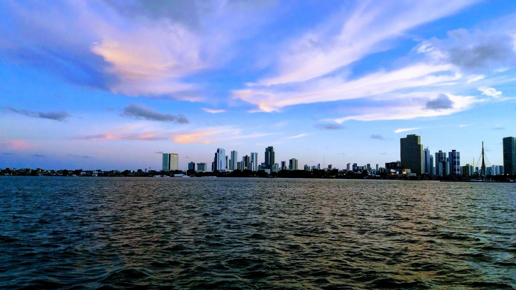 Beautiful city by Sonja