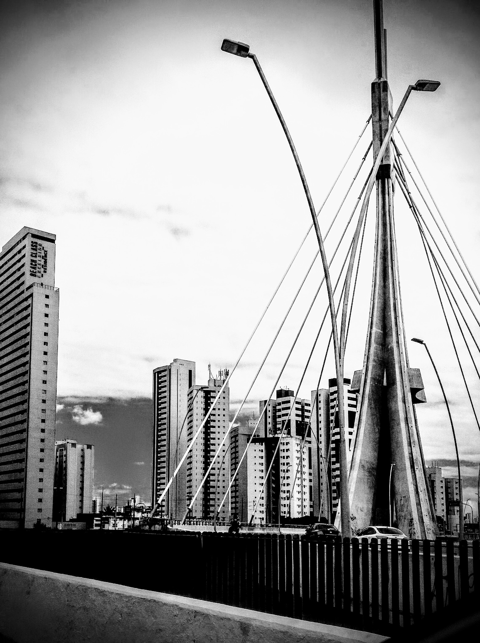 Recife is beautiful even in black and white by Sonja