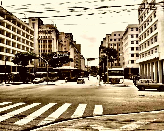 Recife city center by Sonja
