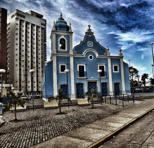 Igreja Nossa Senhora da Boa Viagem  by Sonja