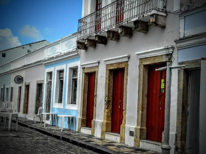 Streets of the old Recife. by Sonja