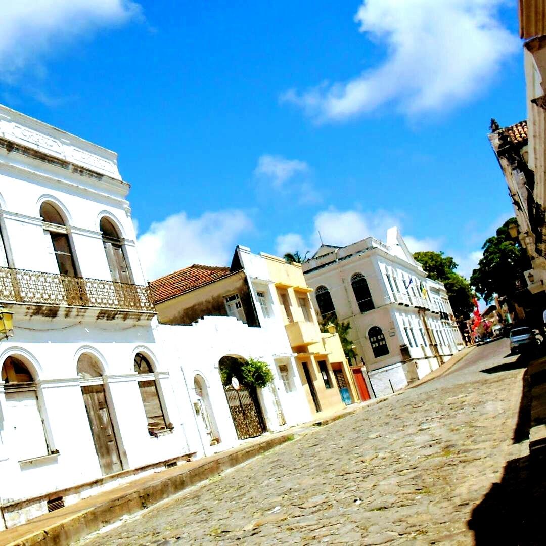 Casario colonial de Olinda  by Sonja