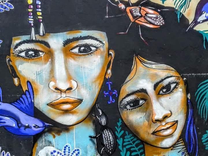 Arte de rua  by Sonja