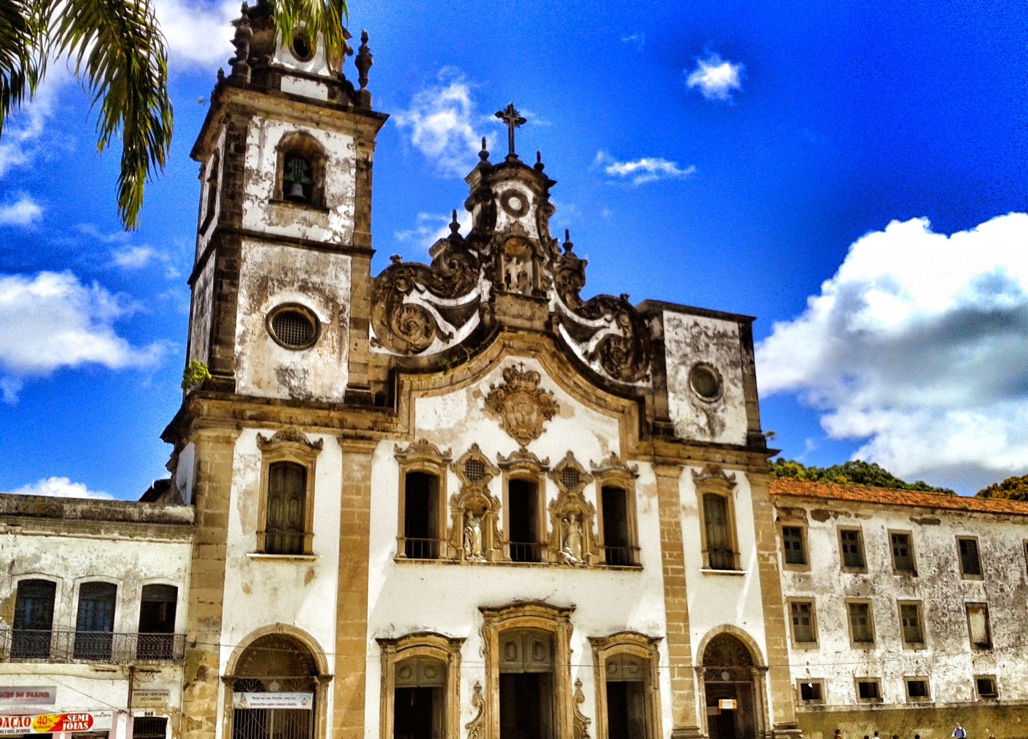Basílica do Carmo  by Sonja