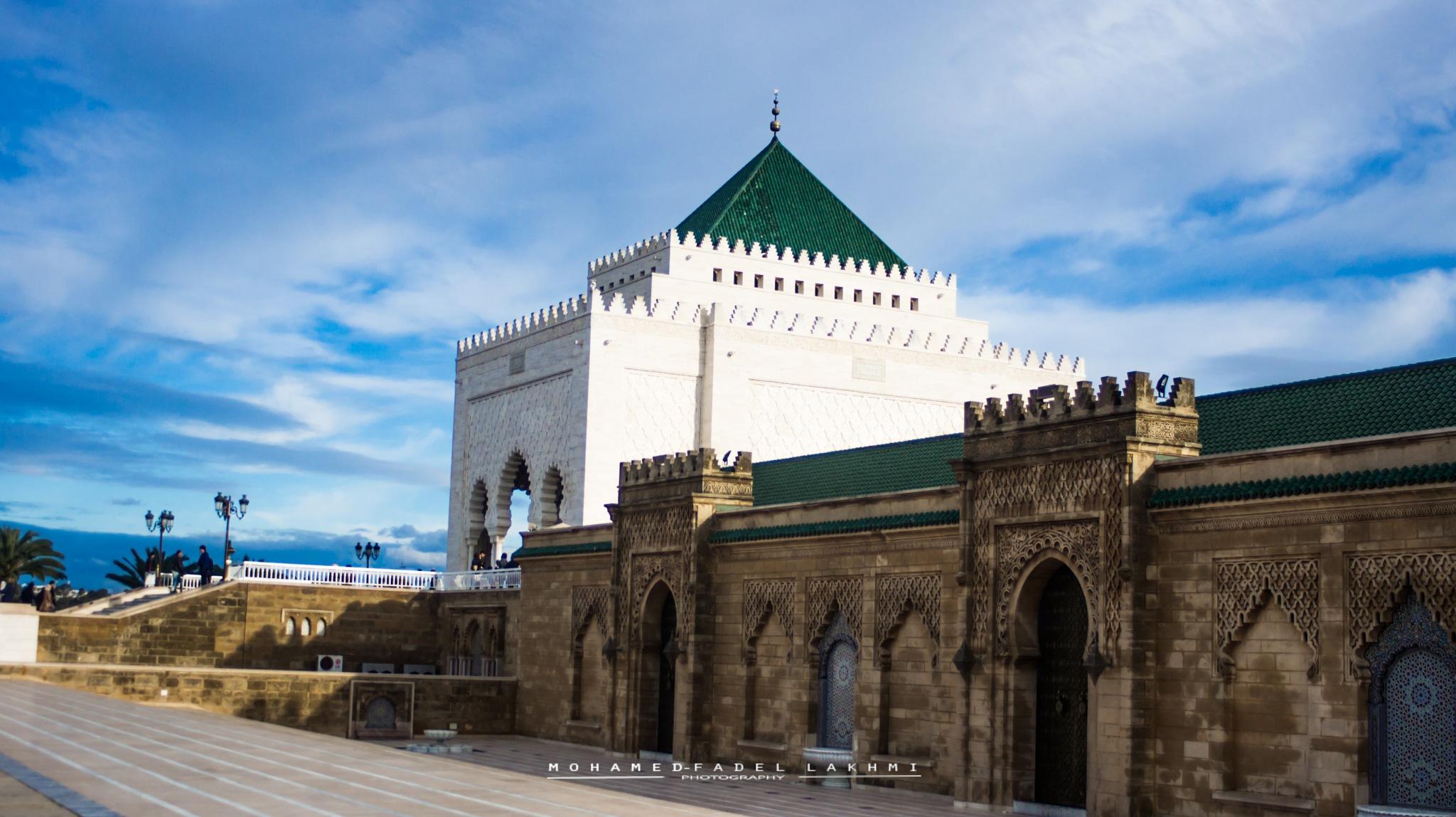 Hassan Rabat/Morocco by Mohamed-Fadel Lakhmi