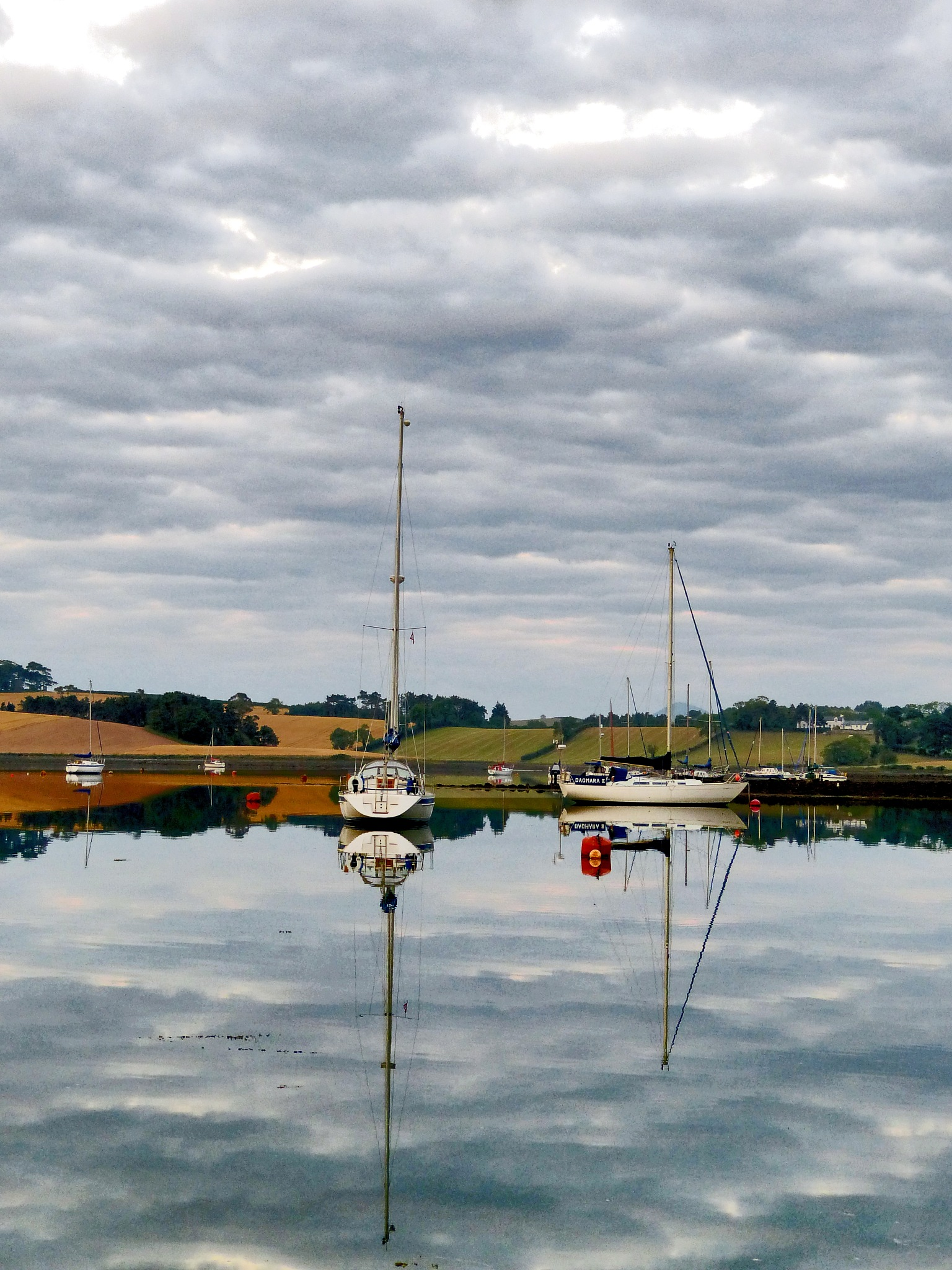 Stern Reflection by PeterMChambers