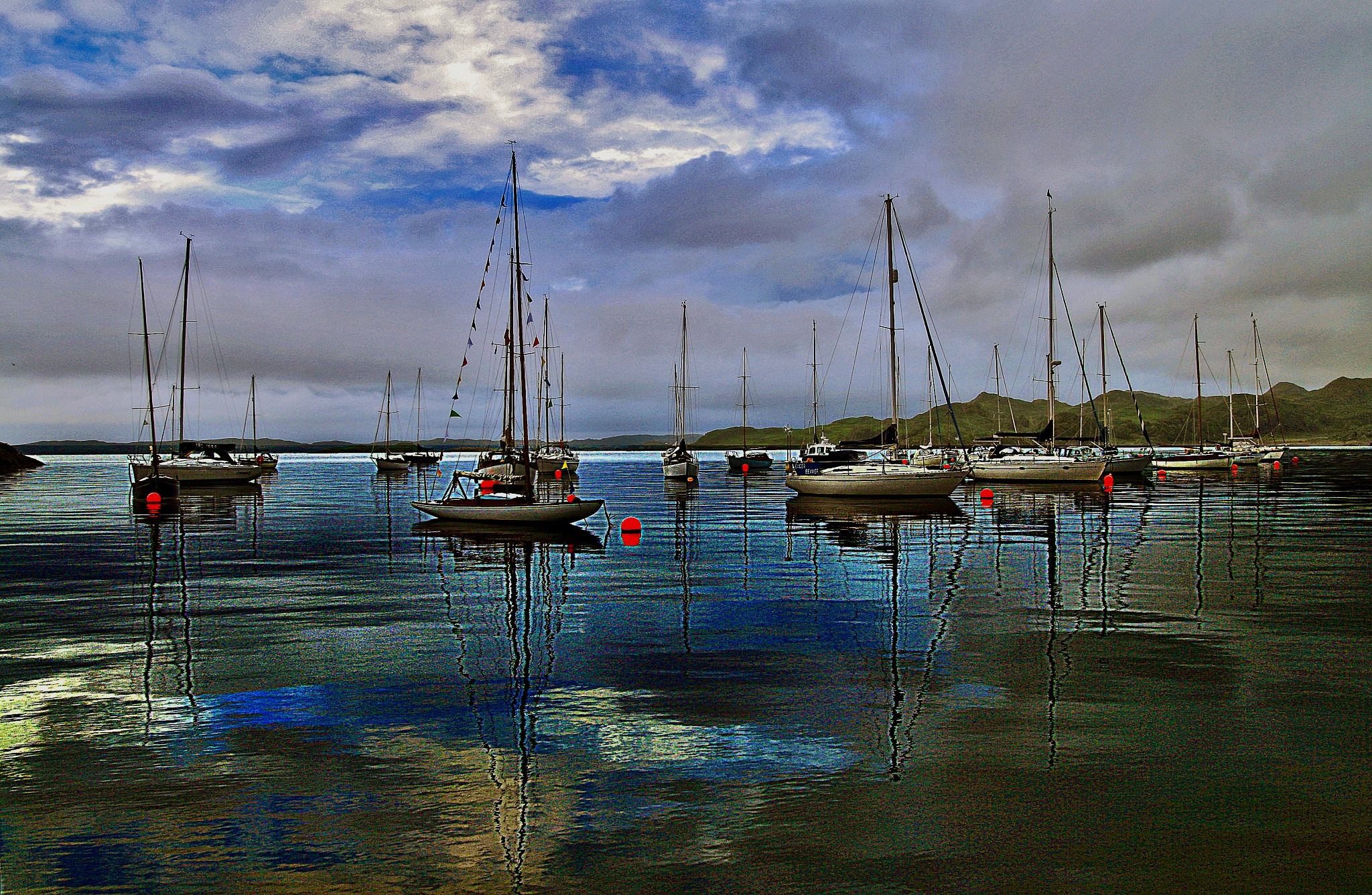 Crinnen Yachts by PeterMChambers
