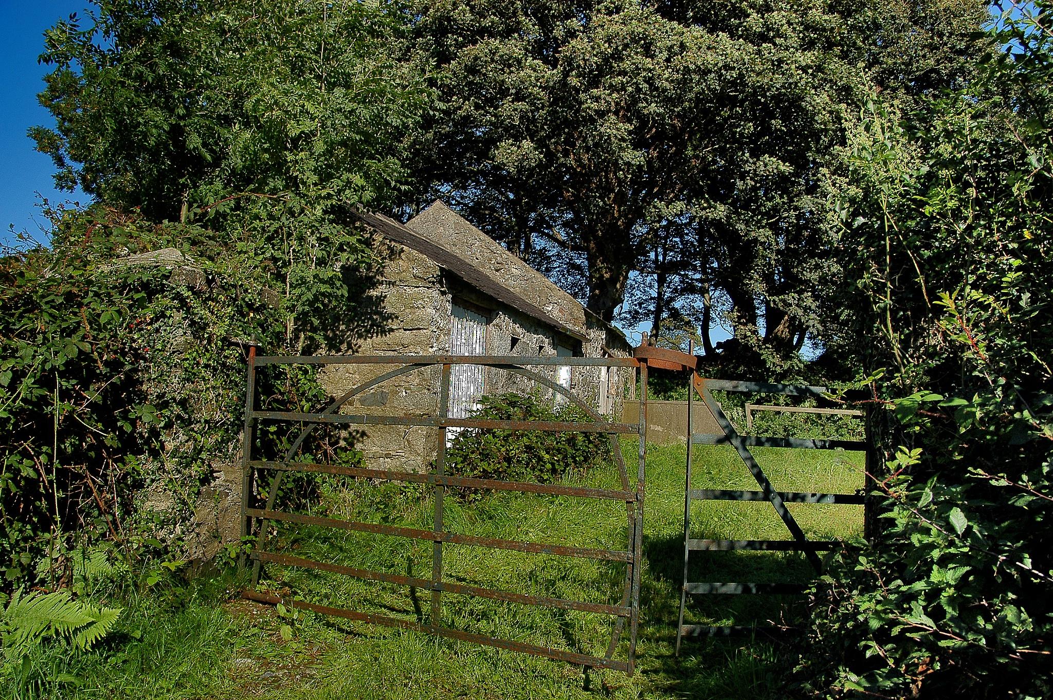 Blacksmith's Gate by PeterMChambers