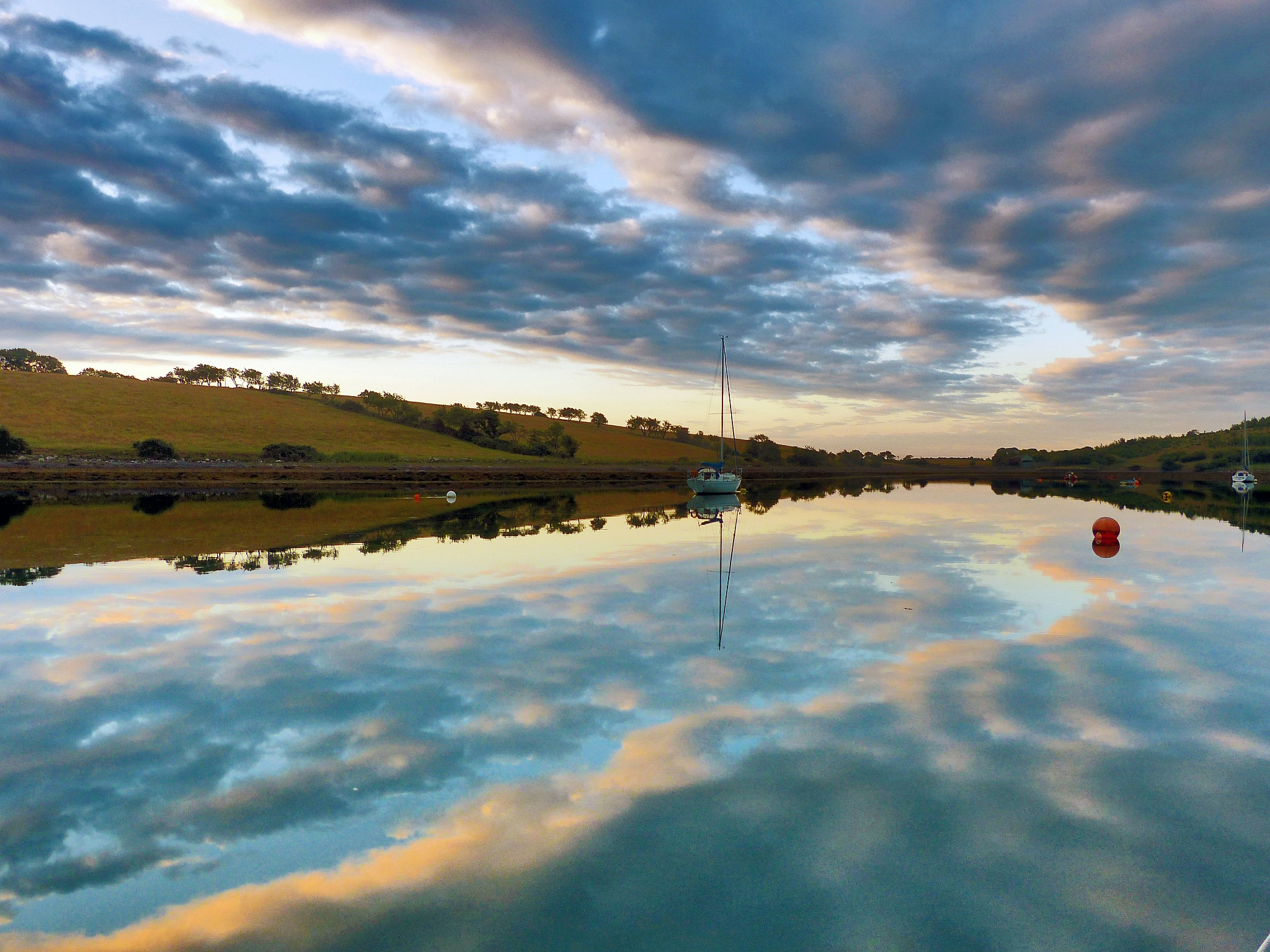 Dawn Mirror by PeterMChambers