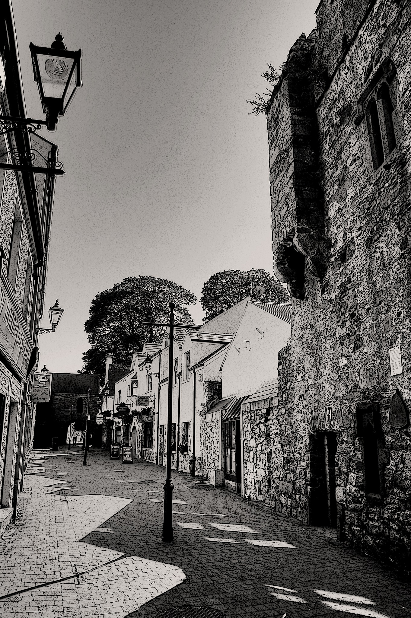 Historic Carlingford by PeterMChambers