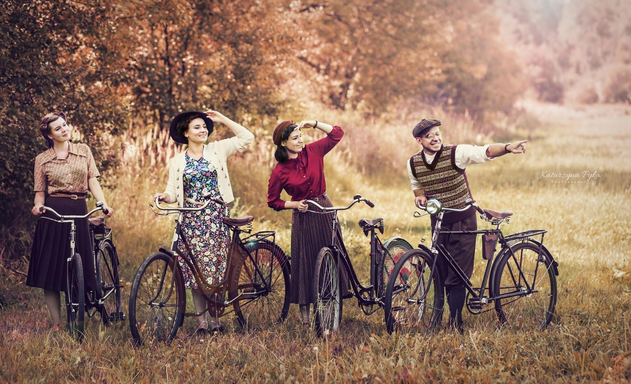 Time travel. by Katarzyna Pyka