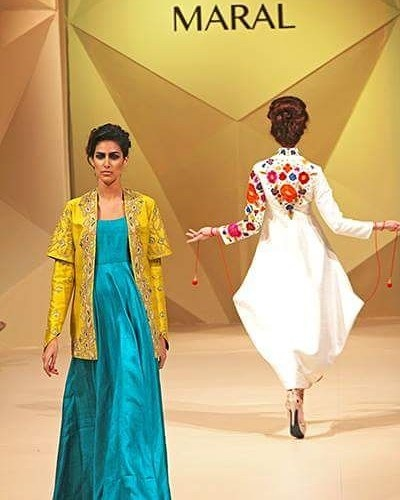 Loving the Dubai Fashion Forward memories !! by MaralYazarloo