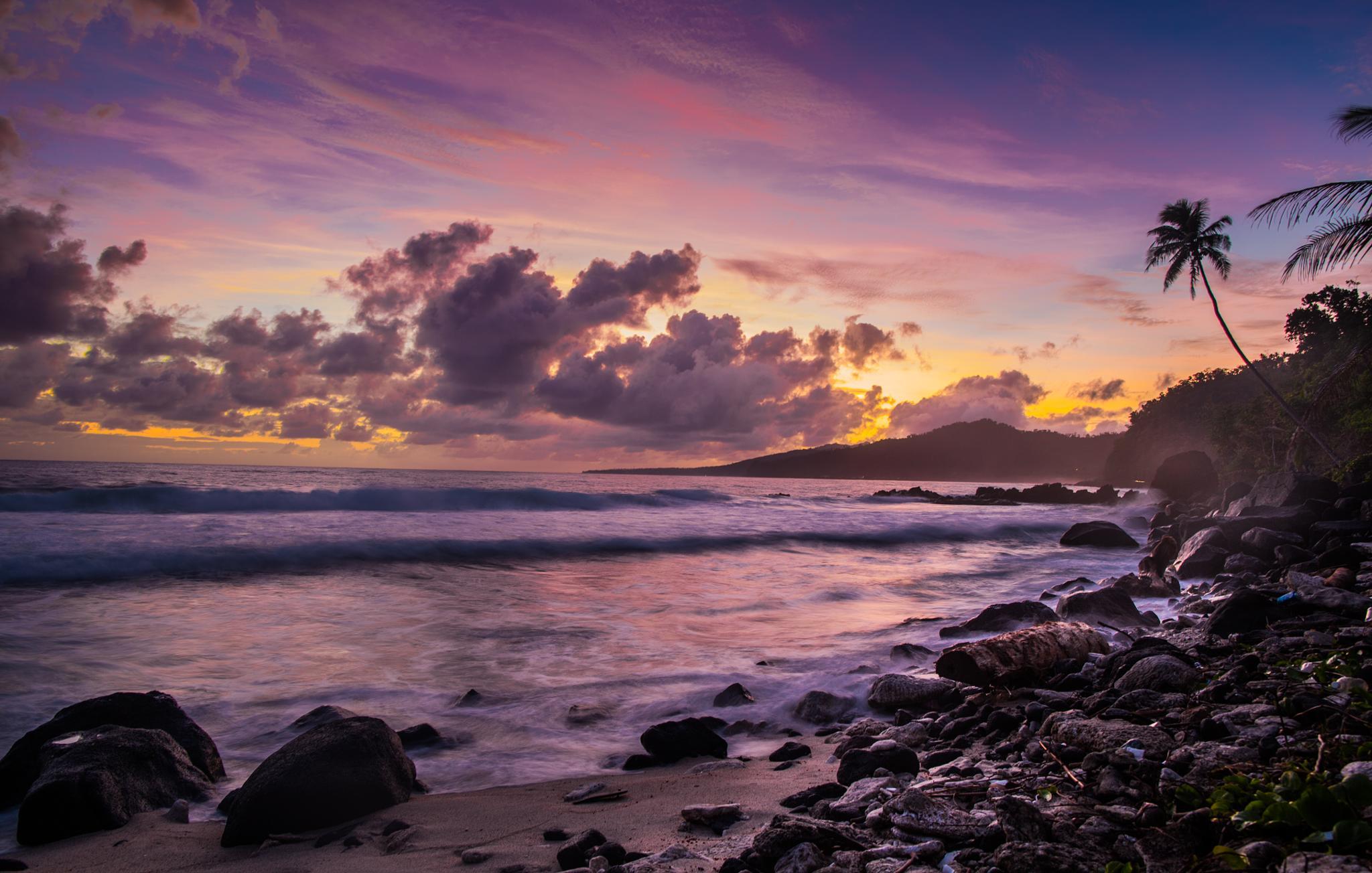 Sunrise  by Charles Netzler