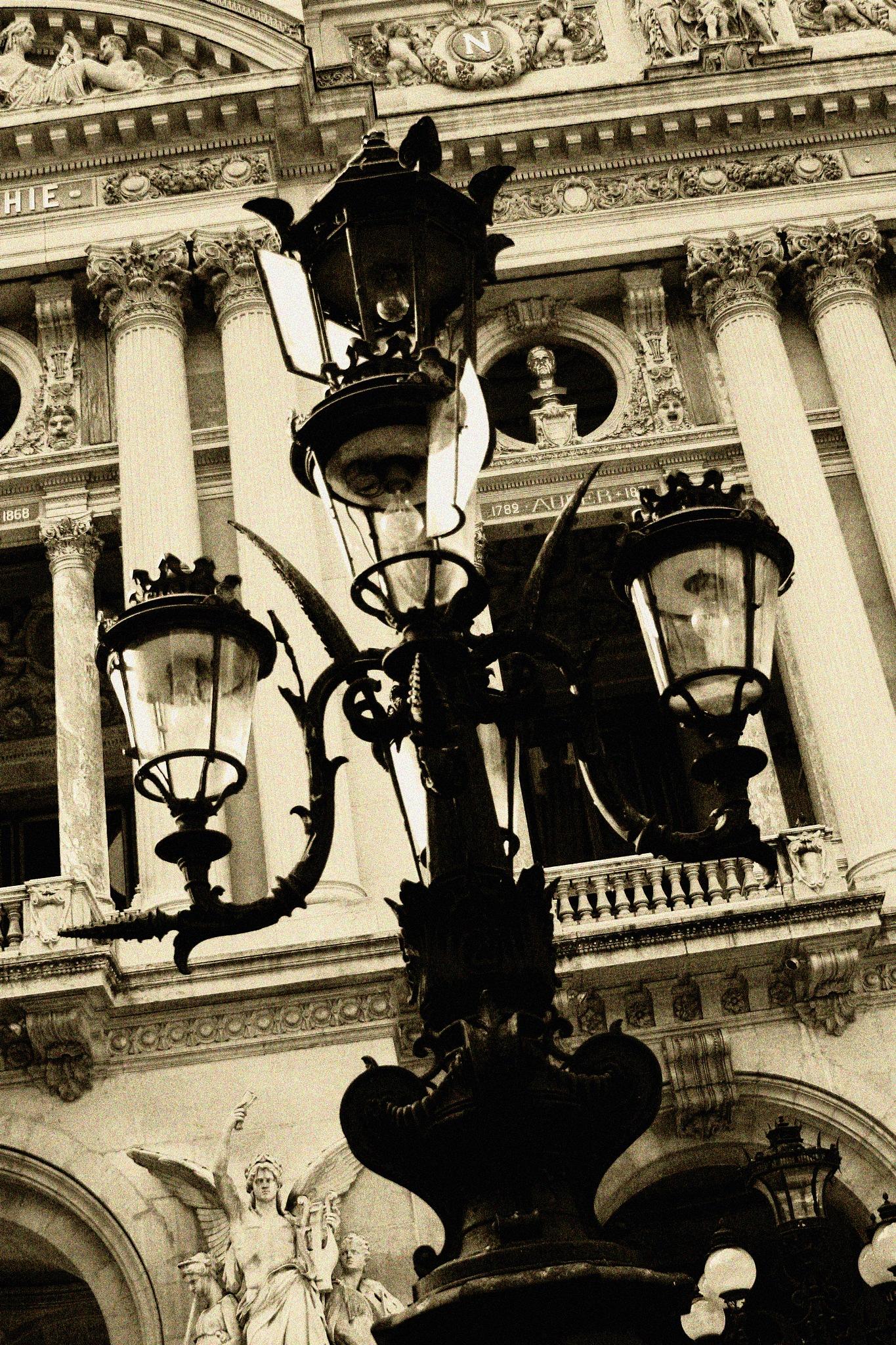 opera paris by destromurilo