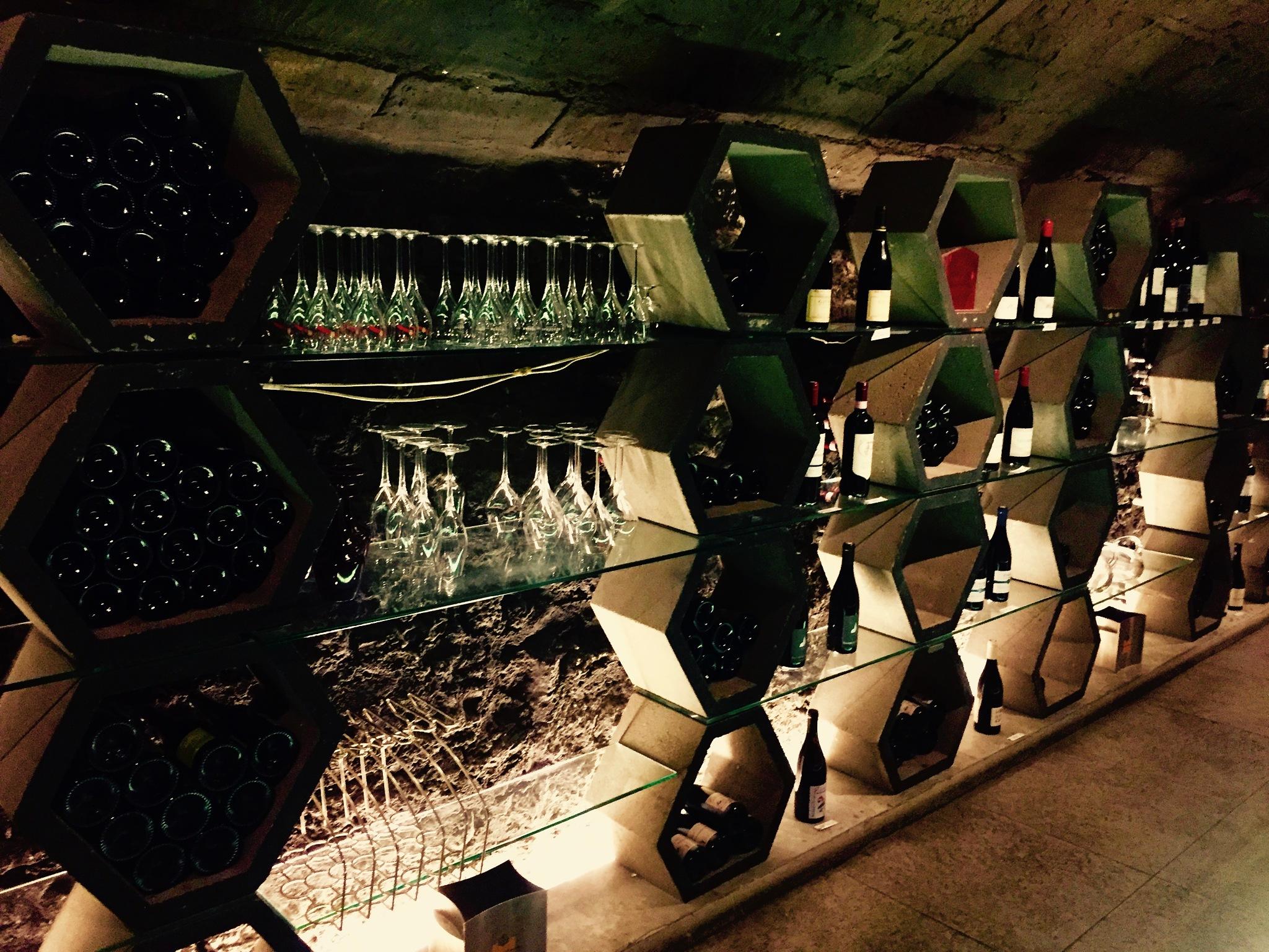 cave a vin by destromurilo