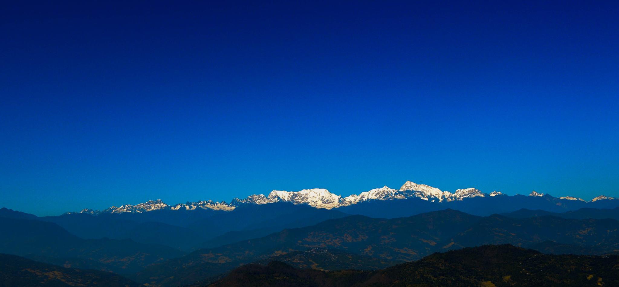 Mt Makalu by Sunil Shrestha