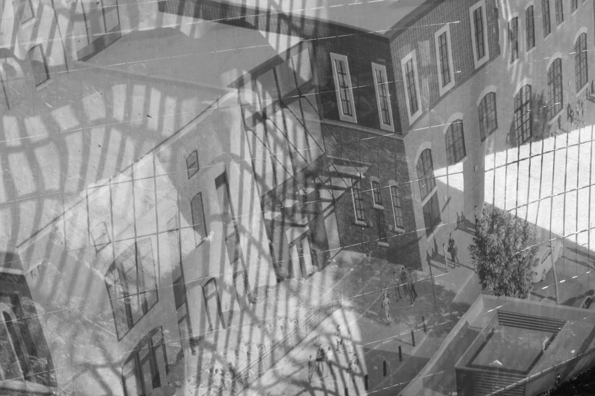 Dreams of MC  Escher by JeffreyJames