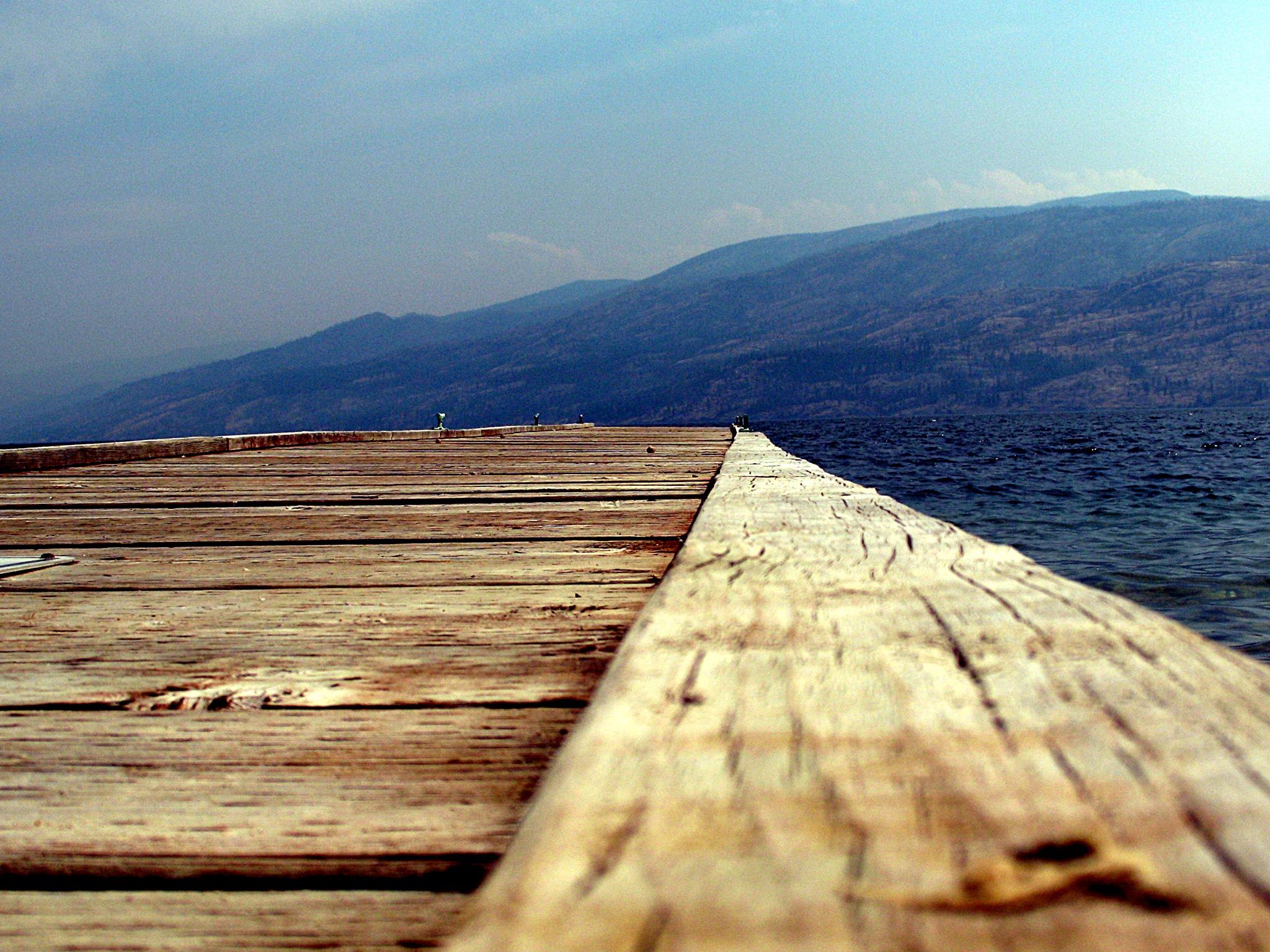 pier by JeffreyJames