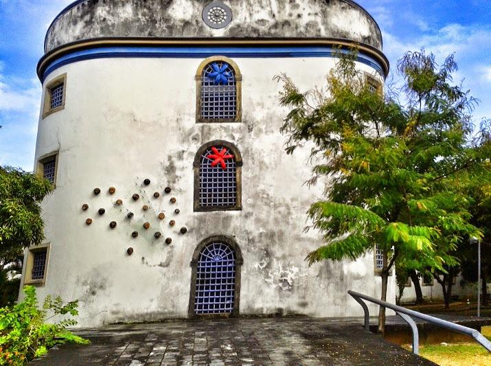 Casa da cultura (antiga prisão) by soniatelmira