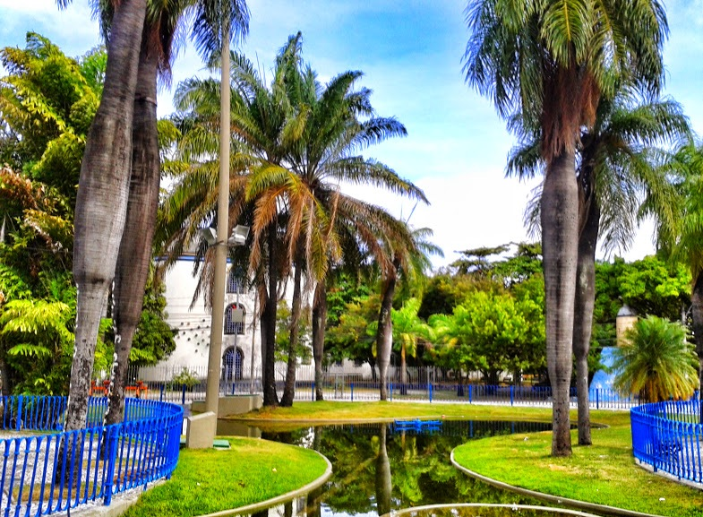Praças do Recife by soniatelmira
