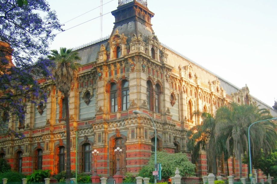 The Water Company Palace by soniatelmira