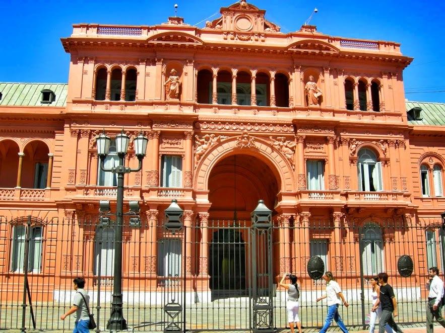 Casa Rosada by soniatelmira