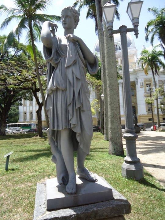 Diana de Gabiês Deusa da Caça by soniatelmira