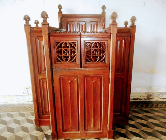 Confessionário sec xvi by soniatelmira