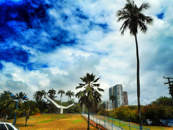 Parque Treze de Maio by soniatelmira