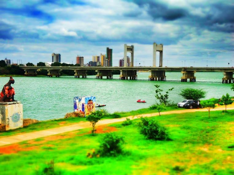 Ponte Juazeiro-Petrolina by soniatelmira