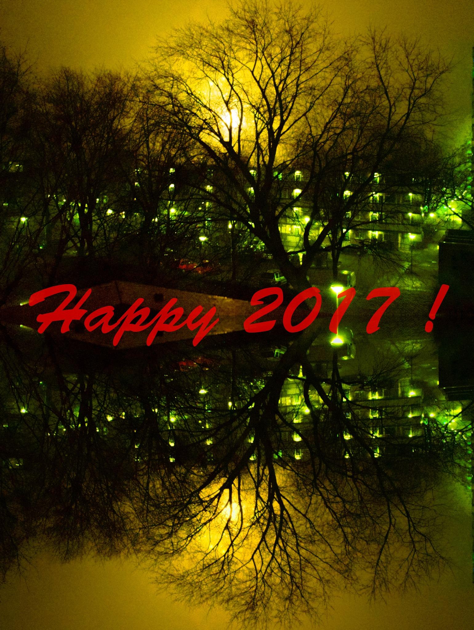 Happy New Year ! by Volders Viviane