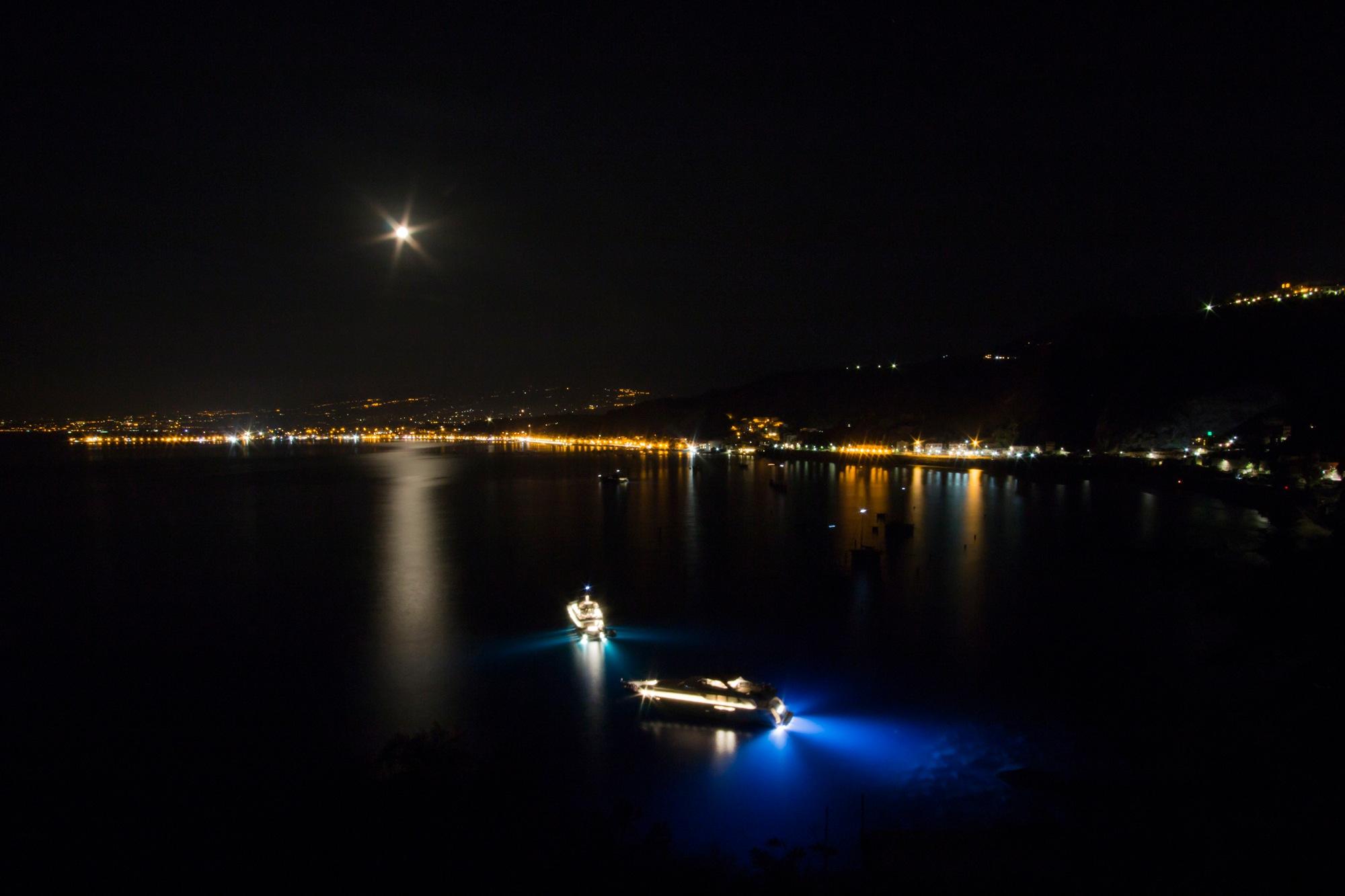 Taormina by Sandra Scarmignan