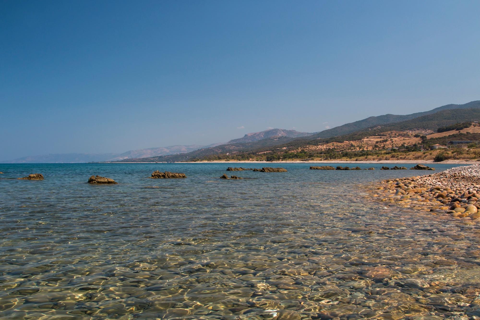 Mare di Sicilia by Sandra Scarmignan