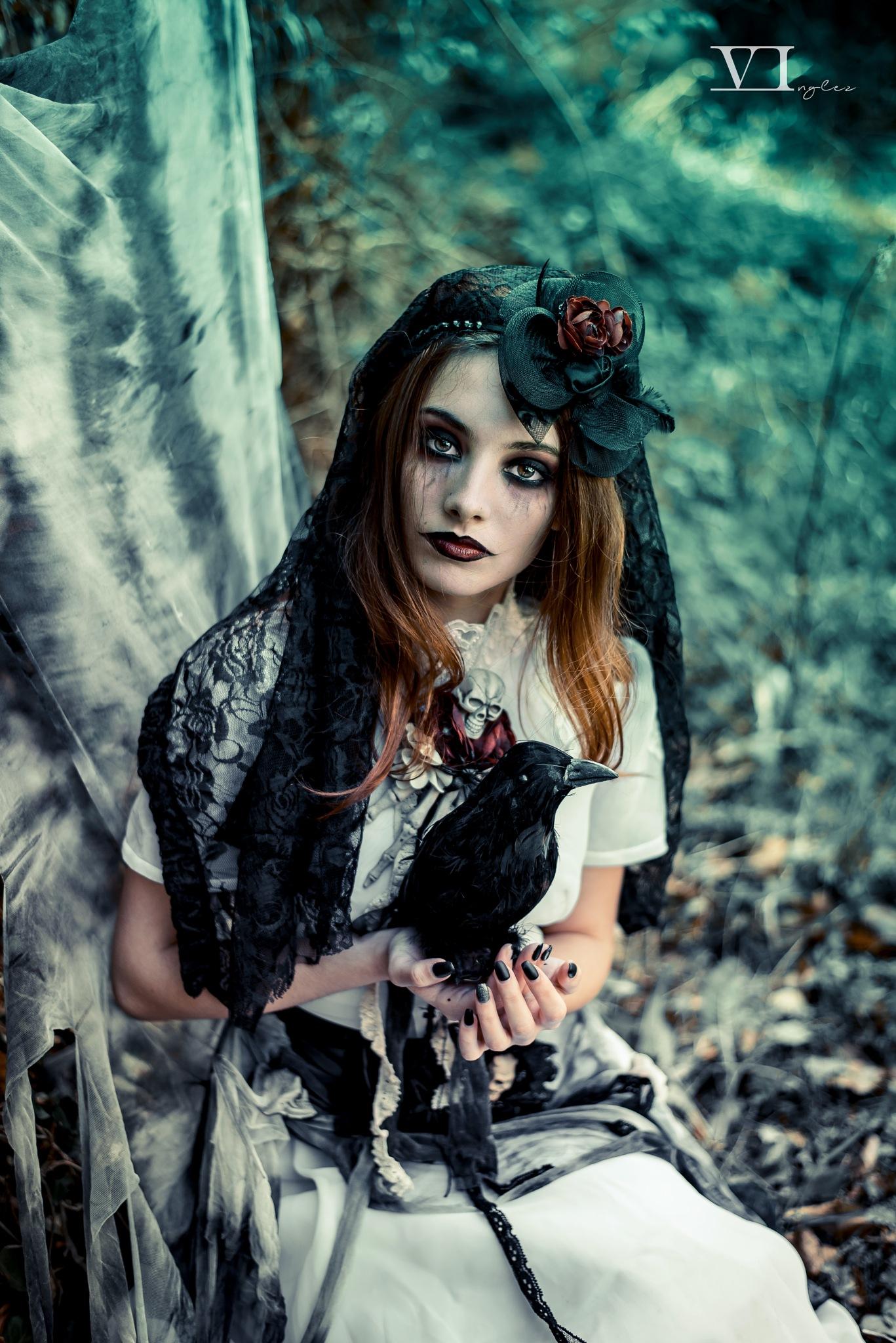 Ghost doll by Vasco Inglez