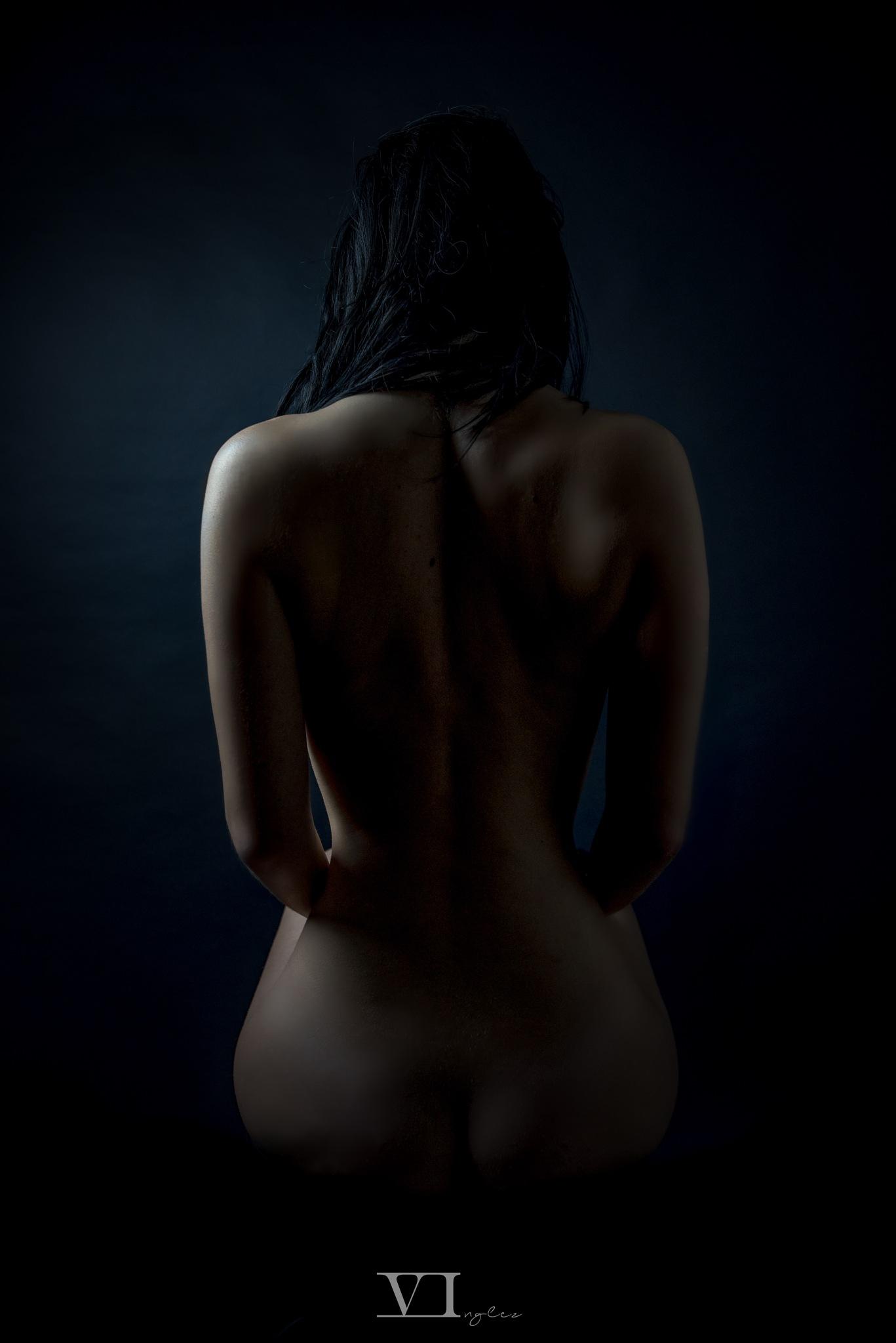 Side light of me by Vasco Inglez