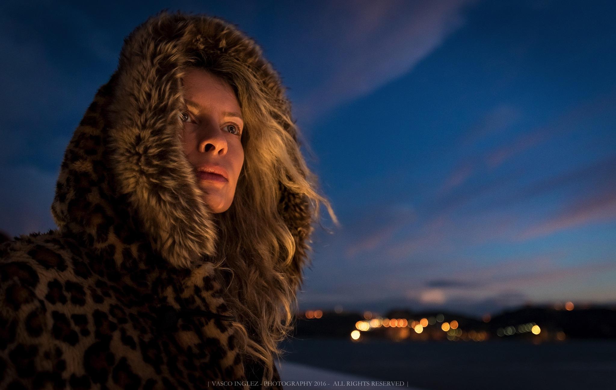 Twilight Look by Vasco Inglez
