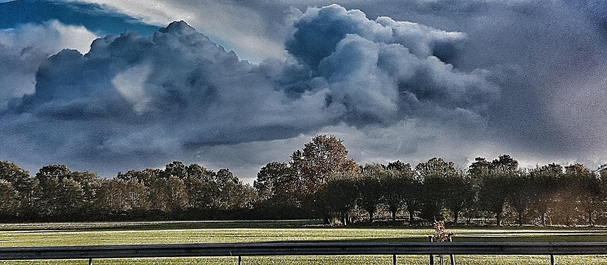 Cloudy by Jannie Looge