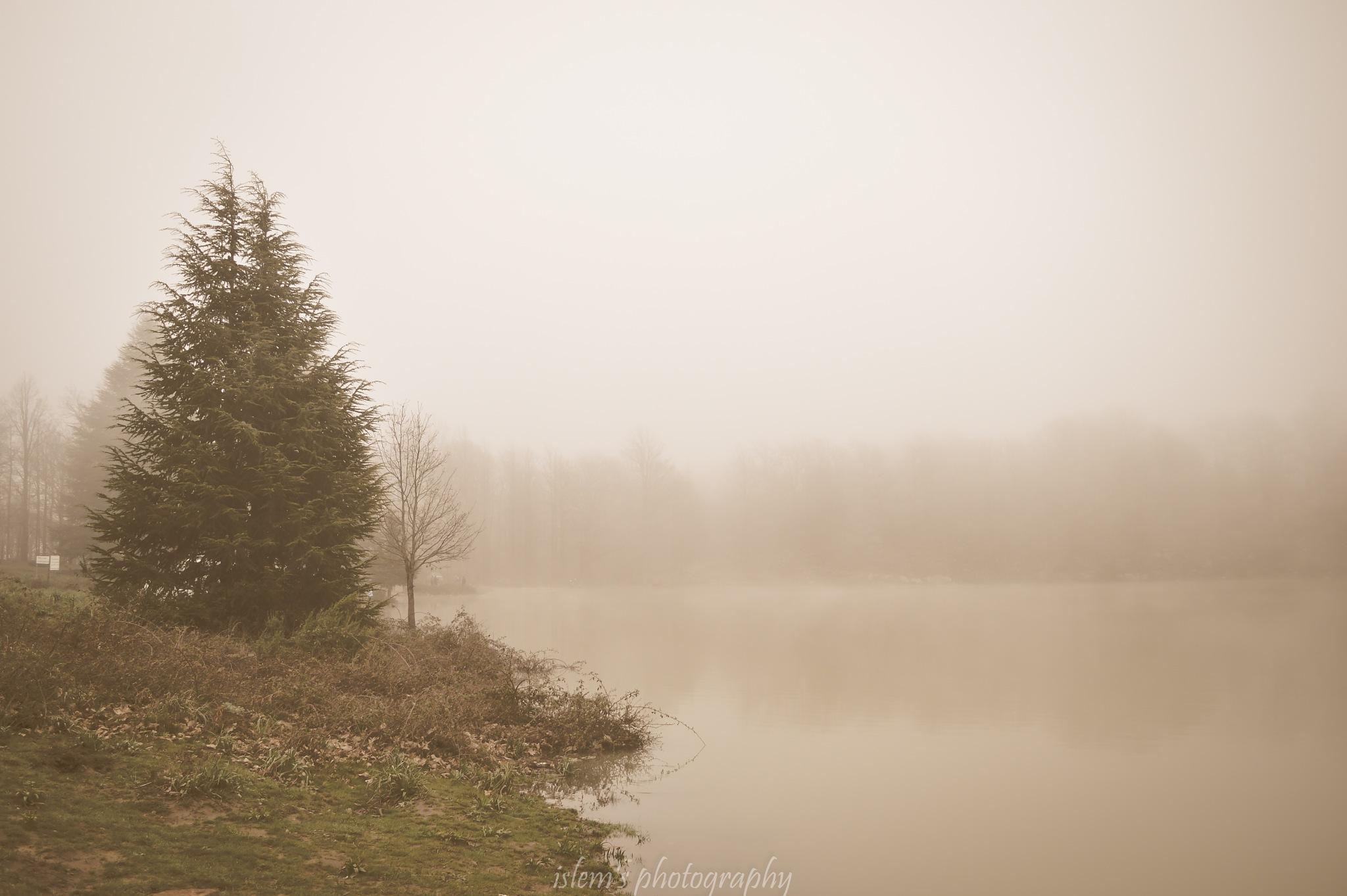 lake by islem
