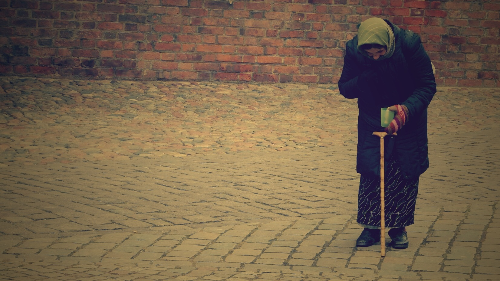 Emptiness ... by N.S. GDANSK