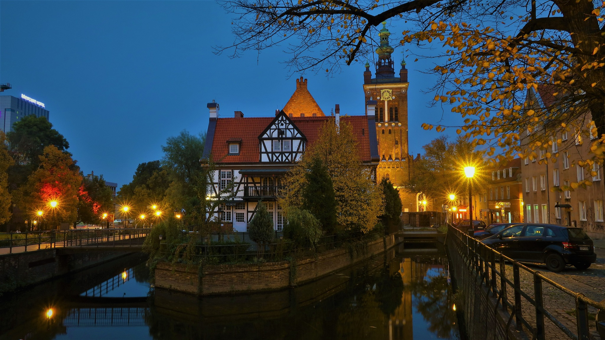 The Great Mill (Gdansk, Poland) by N.S. GDANSK