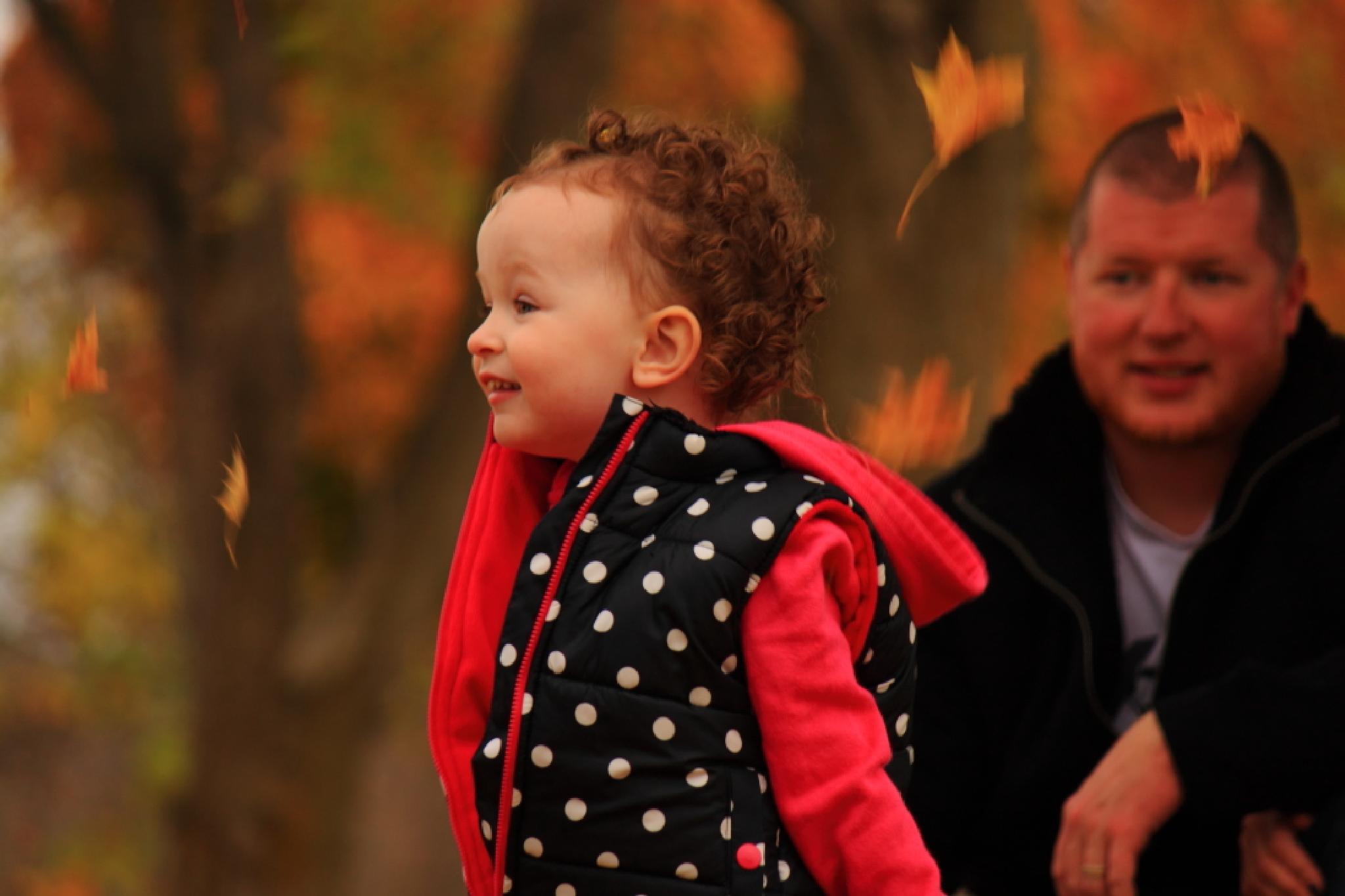 Photo in Portrait #fall #child #people #portrait