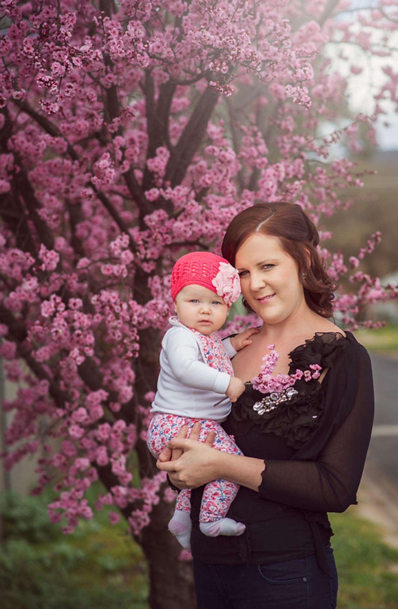 Mudgee Blossoms by Kira Hanson