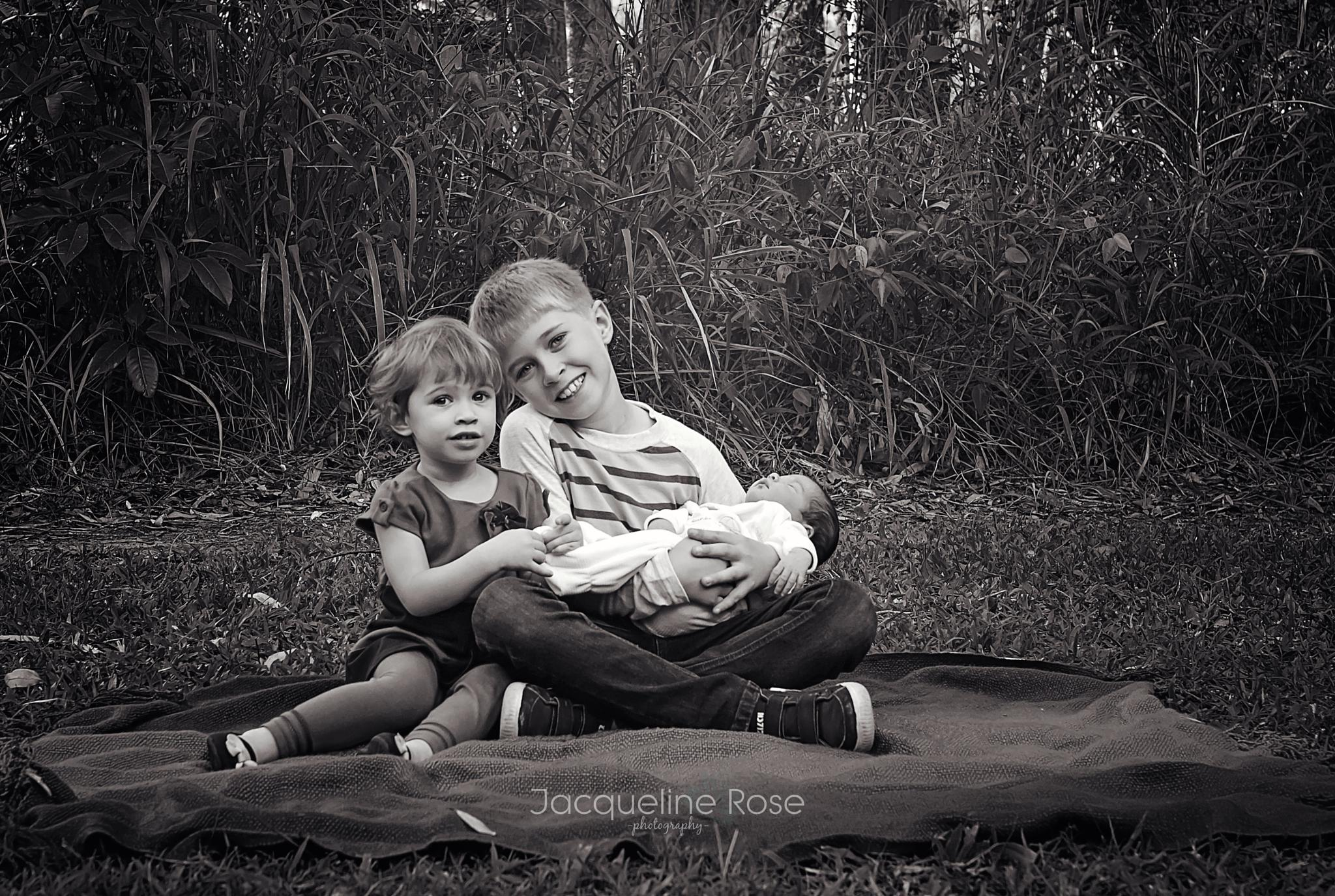 Siblings by Jacqueline Rose