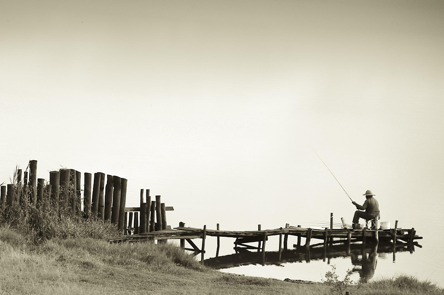 Fisherman by BileCarbonero
