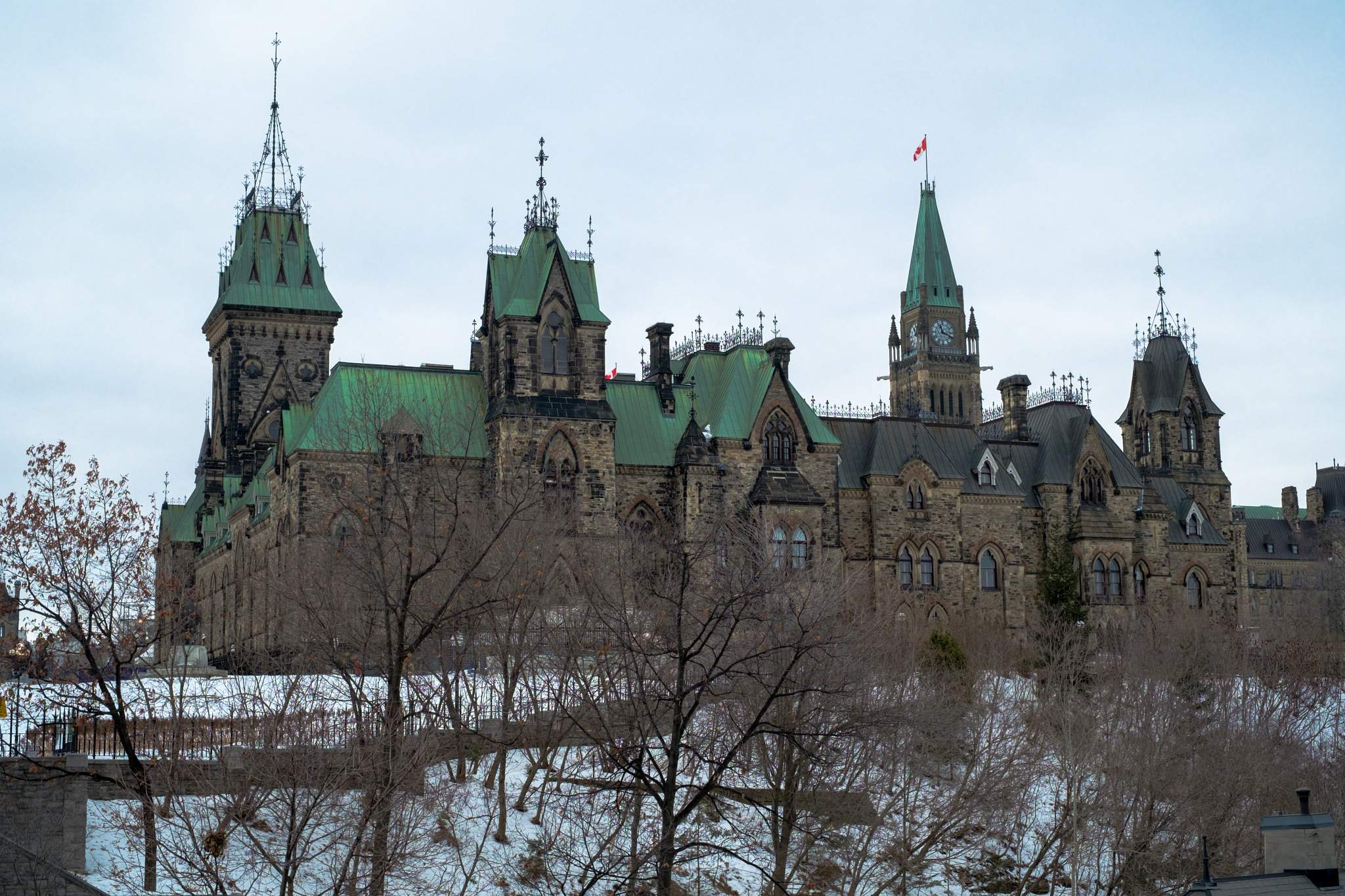 Canada Parliament house by DimaShevchuk