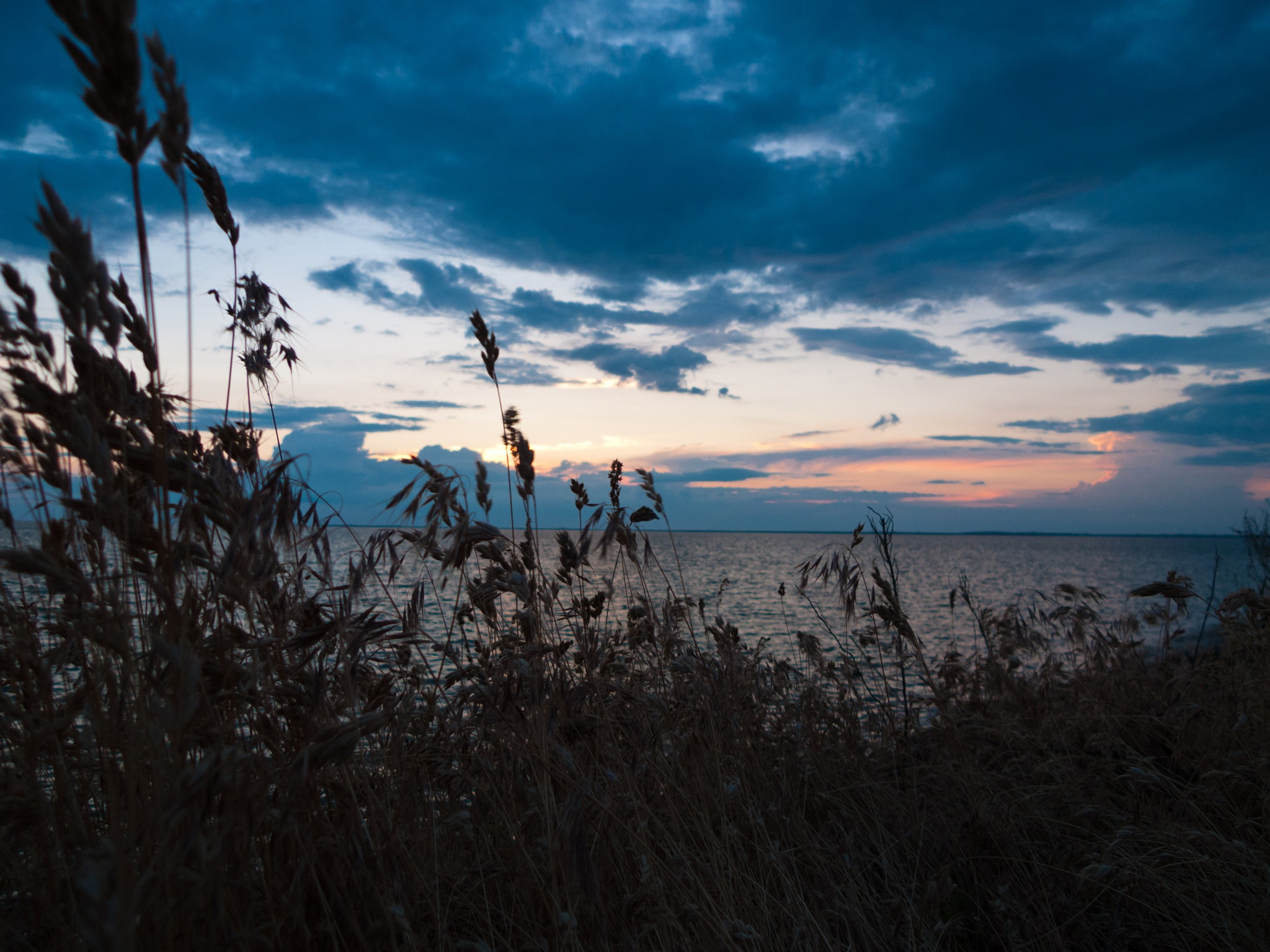 Black Sea sunset by DimaShevchuk