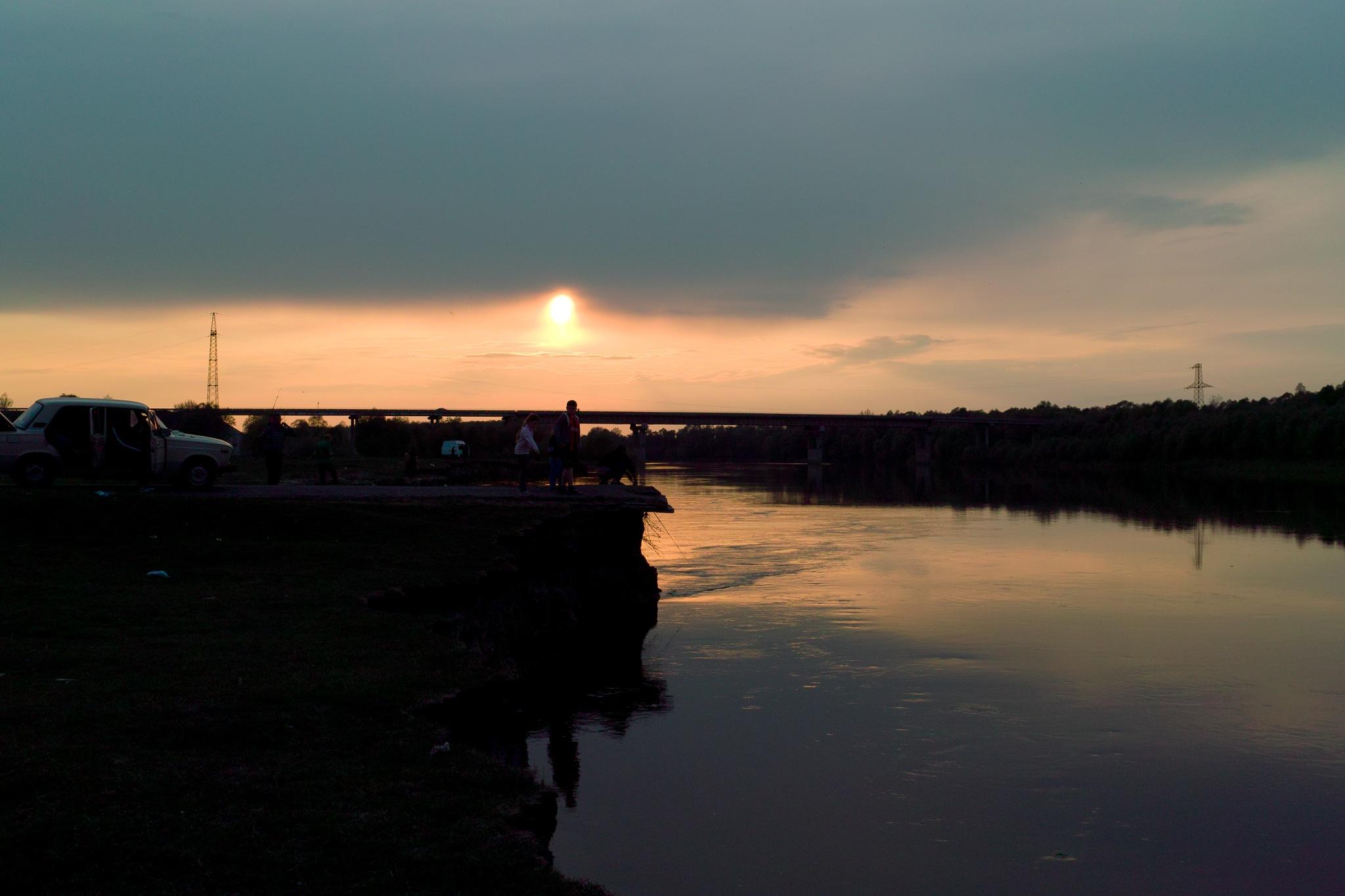 Desna river by DimaShevchuk
