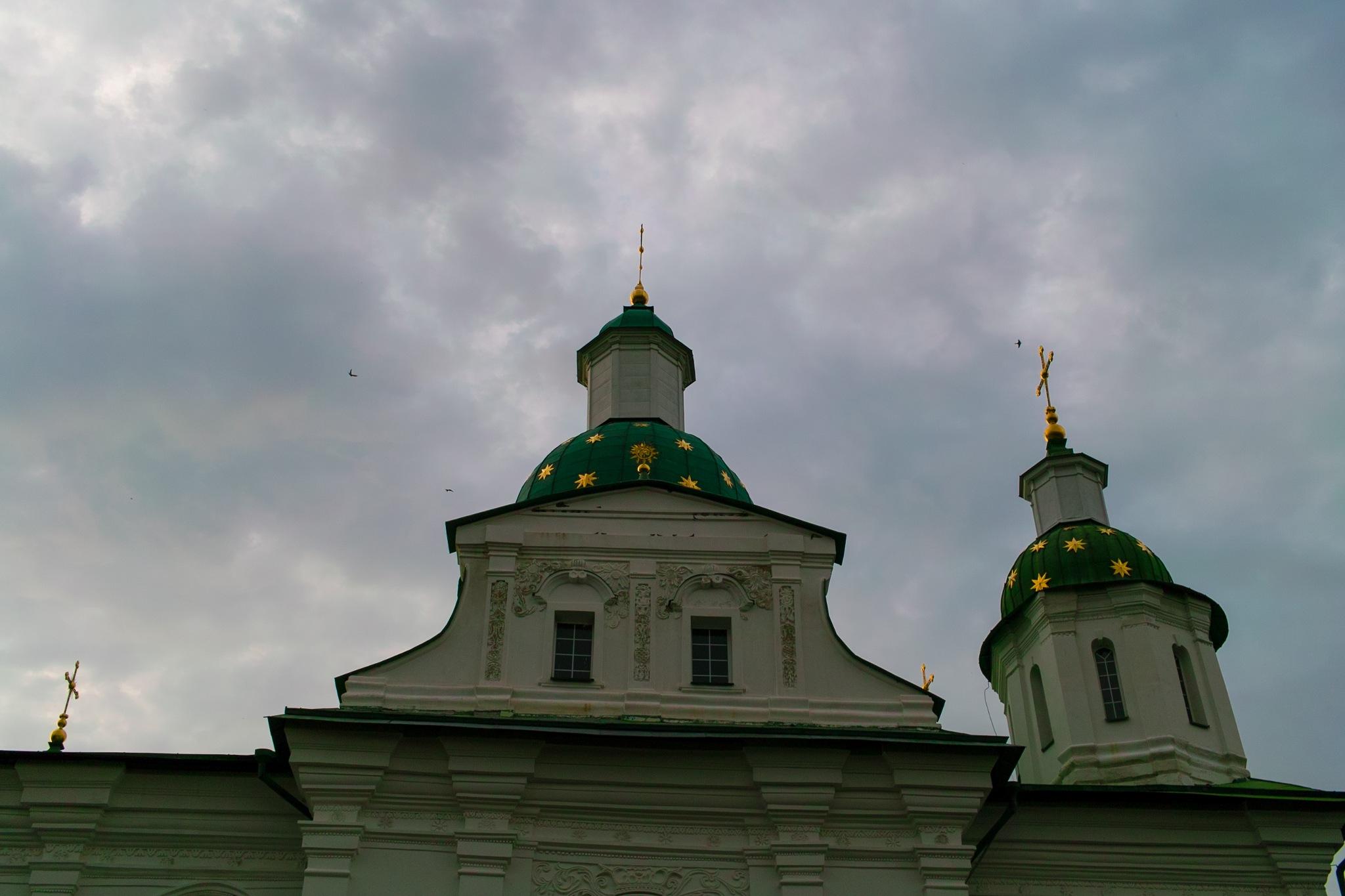 Mhar monastery by DimaShevchuk