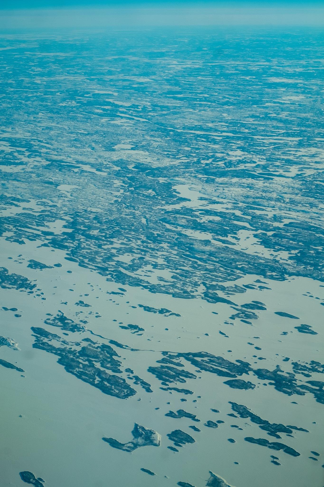 Greenland plains by DimaShevchuk